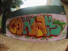 Coñak Conia Graffiti