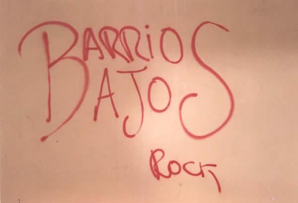 Barrios Bajos Rock - Kozak